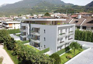 Residenza solaRE - Mattarello - Vista Esterna