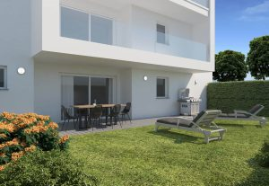 Residenza solaRE - Mattarello - Esempio di Giardino