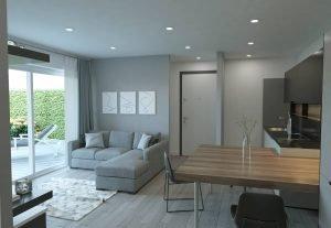 Residenza solaRE - Mattarello - Esempio di Interni