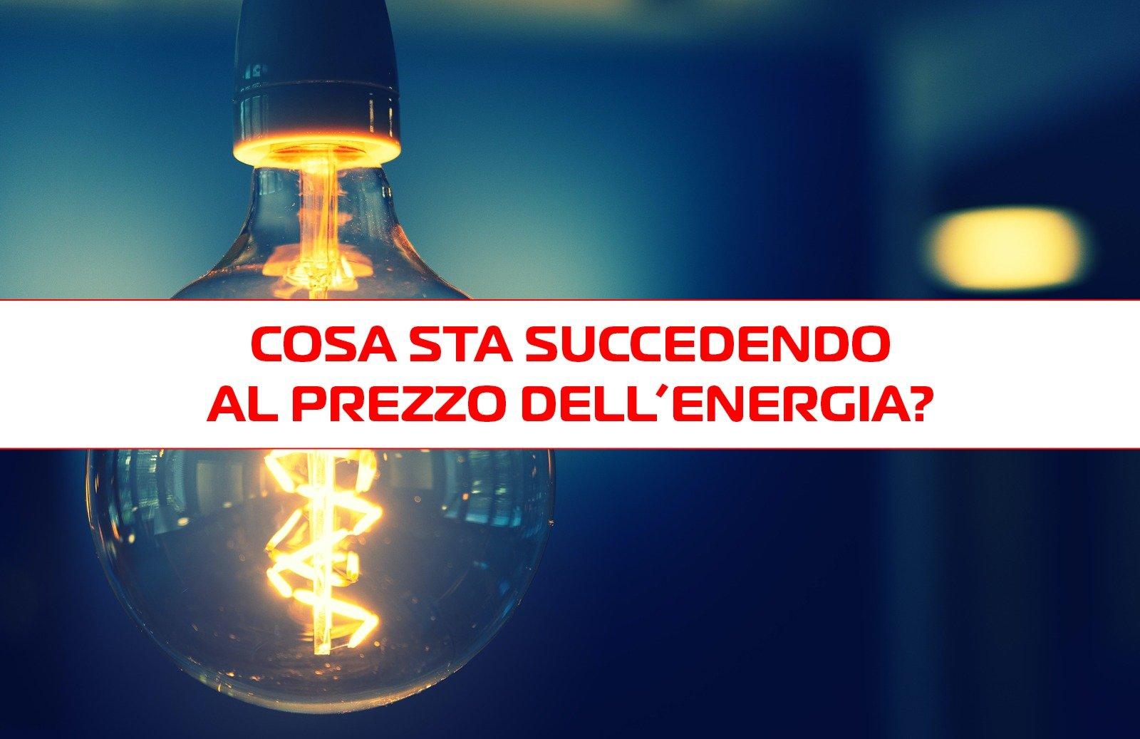 prezzo dell'energia